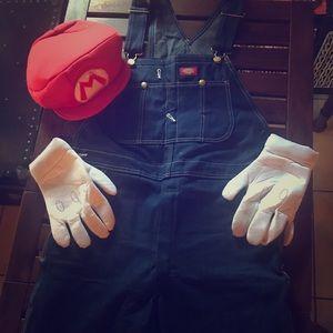 Super Mario Halloween Costume